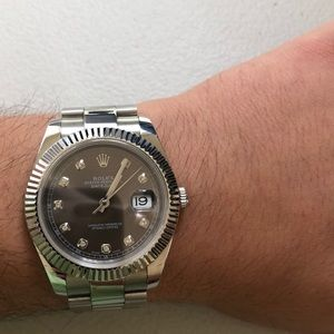 Used Rolex DateJust 41 MM
